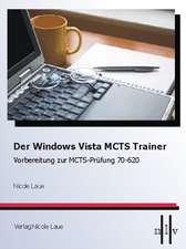 Der Windows Vista MCTS Trainer