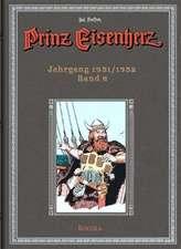 Prinz Eisenherz. Hal Foster Gesamtausgabe - Band 8