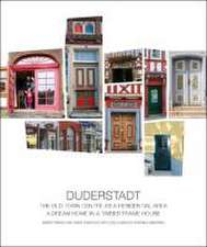 DUDERSTADT - The old town centre as a residential area - a dream home in a timber frame house