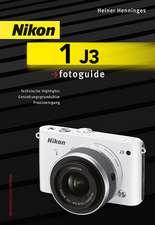 Nikon 1 J3 fotoguide