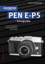 Olympus PEN E-P5 fotoguide