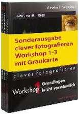 clever fotografieren Workshop 1-3 mit Graukarte