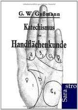 Katechismus der Handflächenkunde