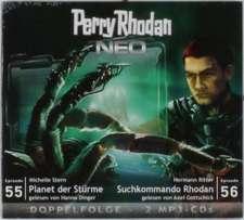 Perry Rhodan NEO 55 - 56 Planet der Stürme - Suchkommando Rhodan