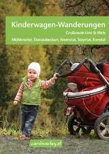 Kinderwagen- & Tragetouren Oberösterreich: Großraum Linz