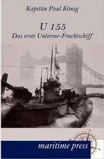 U 155 - Das erste Untersee-Frachtschiff