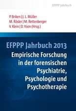 EFPPP Jahrbuch 2013