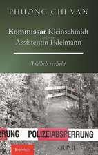 Kommissar Kleinschmidt und seine Assistentin Edelmann