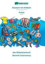 Babadada GmbH: BABADADA, Deutsch mit Artikeln - Polski, das