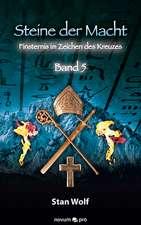 Steine Der Macht - Band 5:  40 Jahre Auf Der Flucht VOR Dem Leben