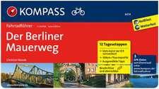 Berliner Mauerweg 1 : 50 000