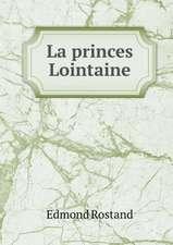 La princes Lointaine