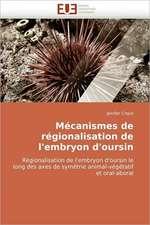 Mécanismes de régionalisation de l'embryon d'oursin