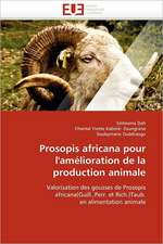 Prosopis Africana Pour L''Amelioration de La Production Animale:  L'Owner Buy Out