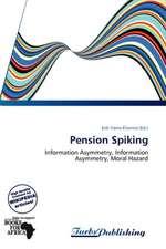 Pension Spiking