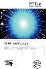 3286 ANATOLIYA