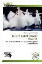 TELSTRA BALLET DANCER AWARDS