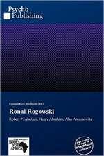 RONAL ROGOWSKI