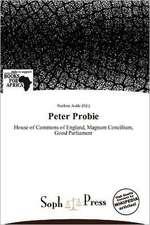PETER PROBIE