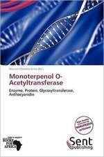 MONOTERPENOL O-ACETYLTRANSFERA