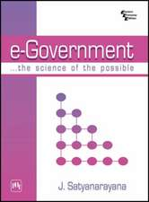 Satyanarayana, J:  e-Government