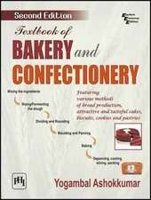 Ashokkumar, Y:  Textbook of Bakery and Confectionery