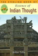 Sterling Book of Essence of Indian Thought