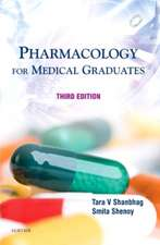 Pharmacology: Prep Manual for Undergraduates
