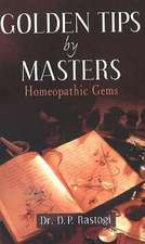 Golden Tips by Masters