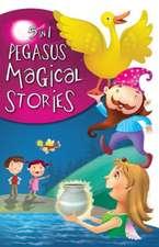 5 in 1 Pegasus Magical Stories