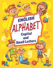 English Alphabet Capital & Small Letters