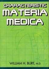 Characteristic Materia Medica