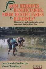 From Heroines to Beneficiaries from Beneficiaries to Heroines