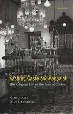 Kashrut, Caste and Kabbalah