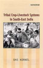 Tribal Crop-Livestock Systems in South-East India