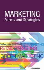 Marketing Forms & Strategies