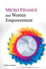 Micro Finance & Women Empowerment