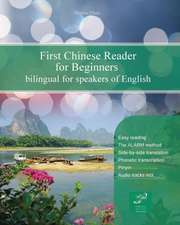First Chinese Reader for Beginners