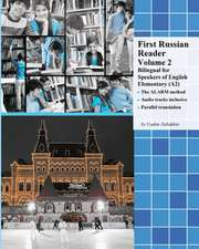 First Russian Reader Volume 2