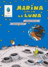 Marina Esta En La Luna