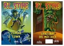 Zombie Town + Criaturas del Mas Alla