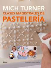 Clases Magistrales de Pasteleria