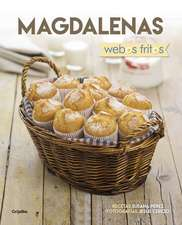 Magdalenas. Webos Fritos