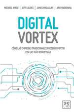 Digital Vortex: Cómo las empresas tradicionales pueden competir con las más disruptivas