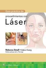 Guía práctica de procedimientos con láser