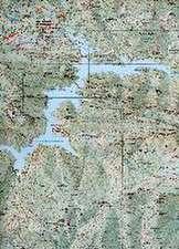 Vall Lord-Port Comte 1 : 25 000 Wanderkarte