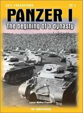 Panzer I:  The Beginning of a Dynasty