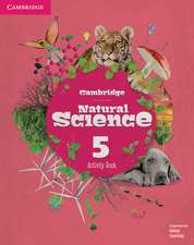 Cambridge Natural Science Level 5 Activity Book