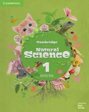 Cambridge Natural Science Level 1 Activity Book