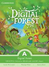 Greenman and the Magic Forest A Digital Forest